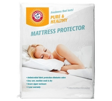 Arm and Hammer Pure and Healthy Mattress Protector