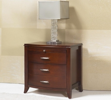 Brighton Two Drawer Nightstand