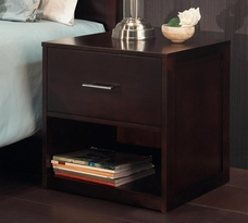 Modera One Drawer Nightstand