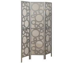 Monarch 3 Panel Folding Screen