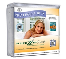 Protect A Bed 13 Inch Allerzip Mat/Box Encasement