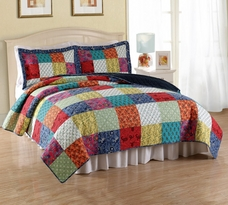 Halifax Quilt Set by American Traditions