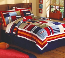 Ronnie Patchworks Quilt Set by My World