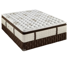 Stearns & Foster Signature Cape May Luxury Firm Euro Pillowtop Mattress