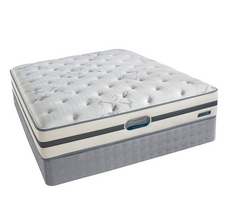 Simmons Beautyrest Recharge Shakespeare Plush Mattress
