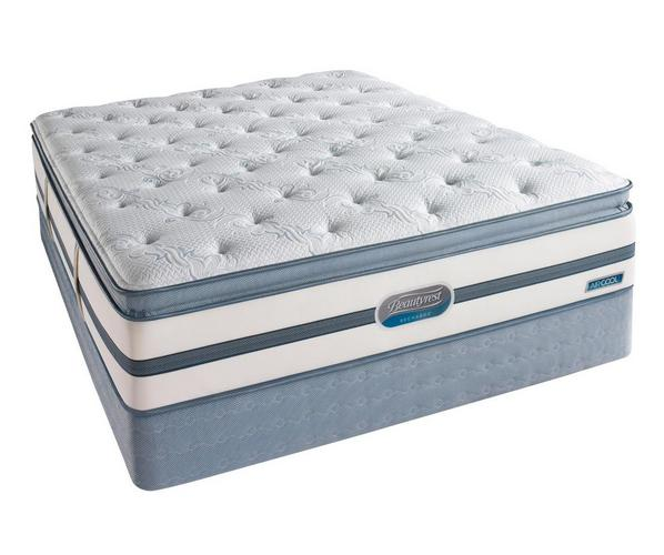 Recharge Pillowtop mattress