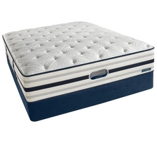 Simmons Beautyrest World Class Recharge Shakespeare Luxury Firm Mattress
