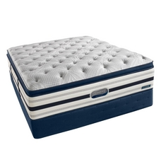 Simmons Beautyrest World Class Recharge Shakespeare Luxury Plush Super Pillowtop Mattress
