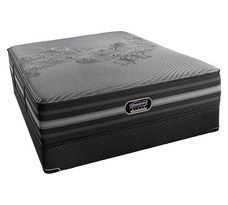 Beautyrest Black Hybrid Plus Jennings Plush Mattress