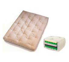 Serta Willow 9 Inch Khaki Futon Mattress