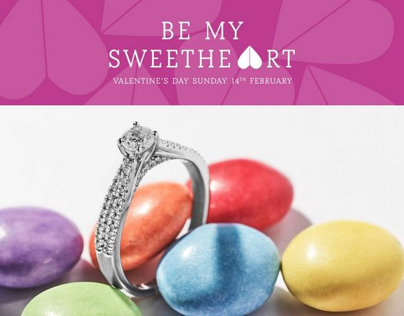 Be my sweetheart, valentines day 14th February