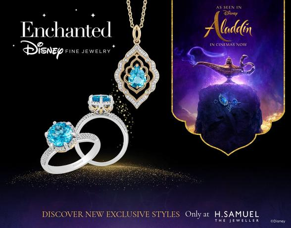 Enchanted Disney Fine Jewellery - Shop Now