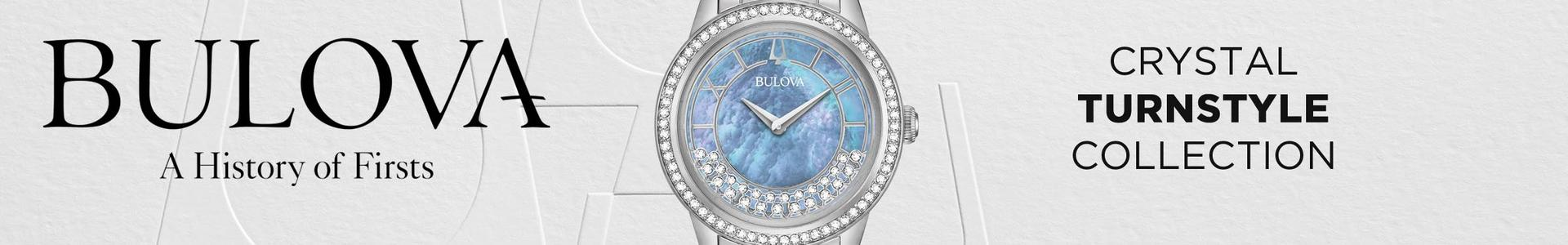 Bulova Watches - Shop Now