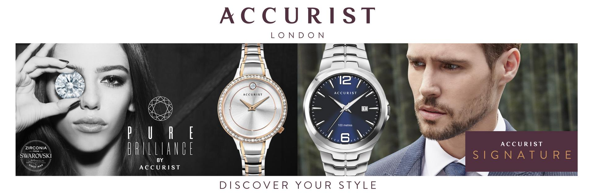 Accurist Watches - Shop Now