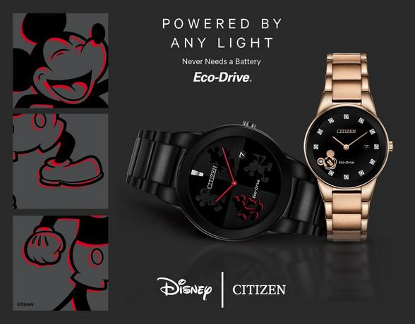 Citizen Disney Watches - Shop Now