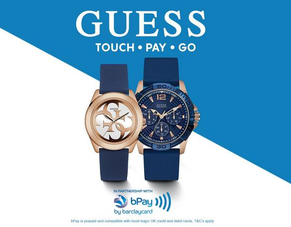 Guess Watches - Shop Now