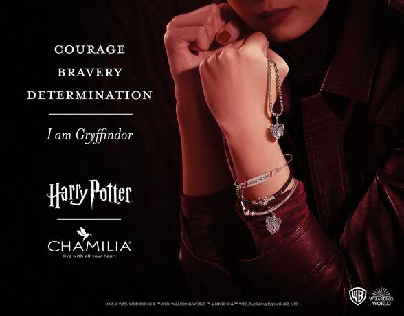 Chamilia Harry Potter - Shop Now