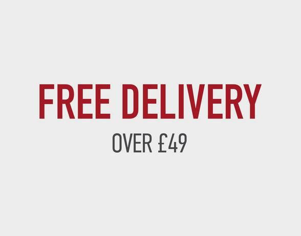 Free Delivery On Orders Over £49 - Find Out More