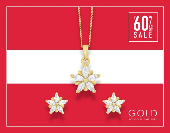 Sale Gold Jewellery - Shop Now