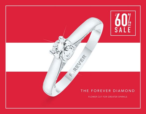 Up To 60% Off Diamond Rings - Shop Now