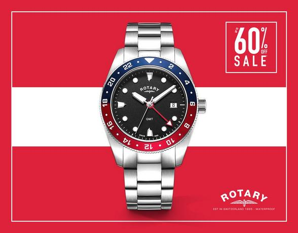 Up To 60% Off Watches - Shop Now