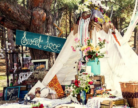Planning A Festival Style Wedding - Discover More