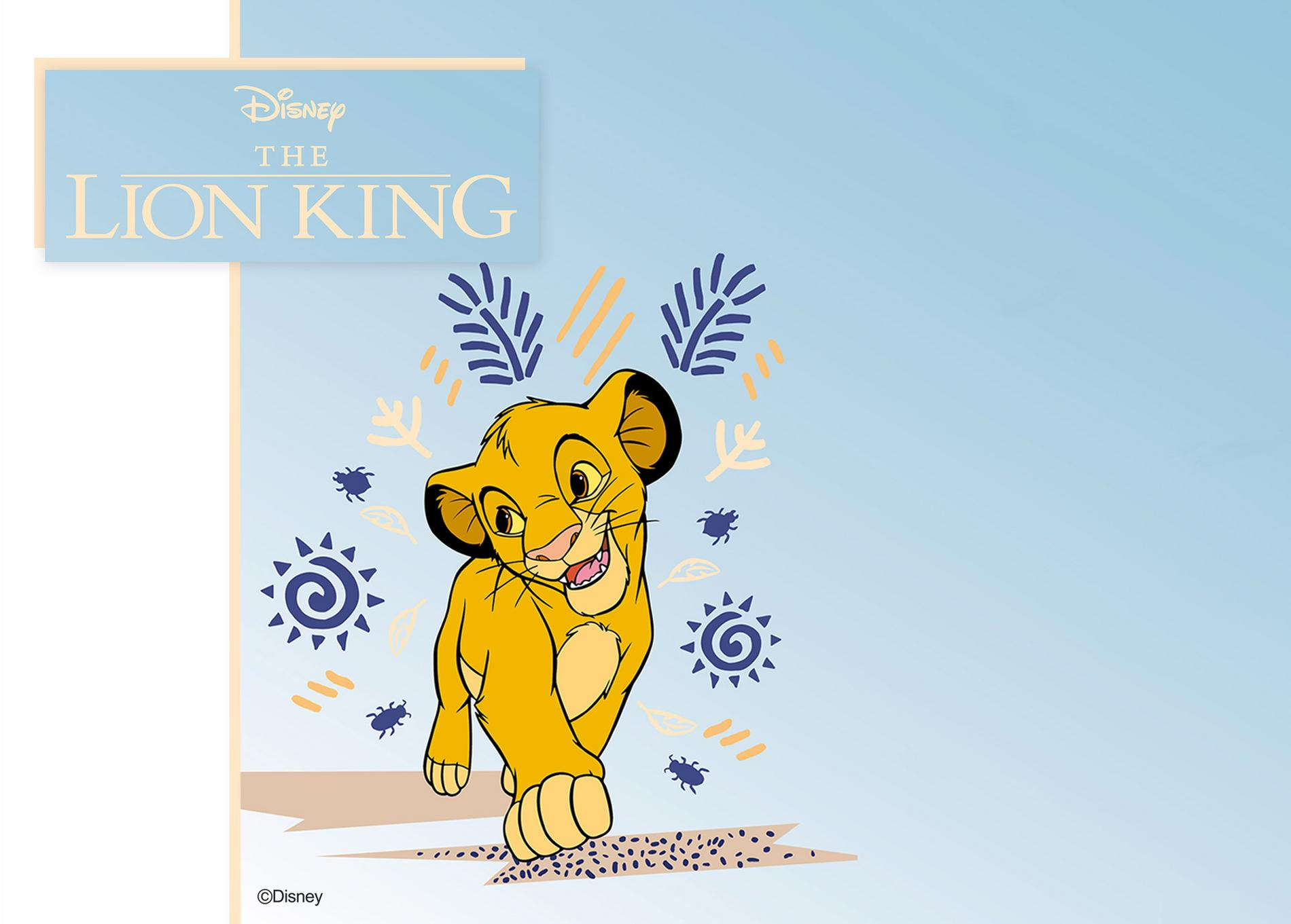 Introducing the New Disney Lion King Children's Jewellery range!