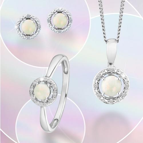 October Birthstone, Discover Rainbow Magic with Opal