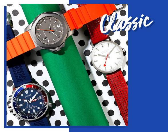 Classic Watches - Shop Now