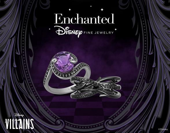 Enchanted Disney Fine Jewelry Villains - Shop Now