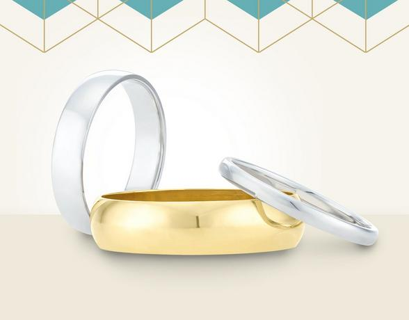 Classic Wedding Rings - Shop Now