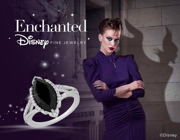 Enchanted Disney Fine Jewelry Maleficent - Shop Now