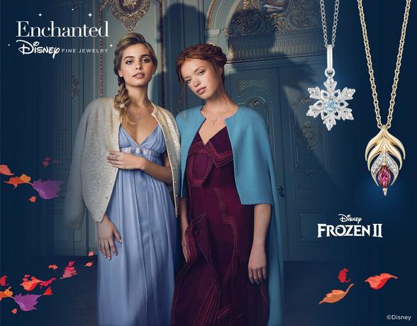 Enchanted Disney Fine Jewellery Frozen 2 - Shop Now