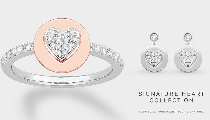 Signature Heart Collection - Shop Now