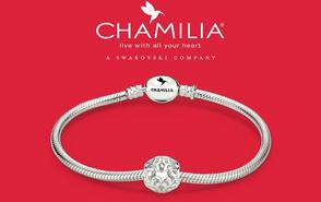 Up To 50% Off Chamilia - Shop Now