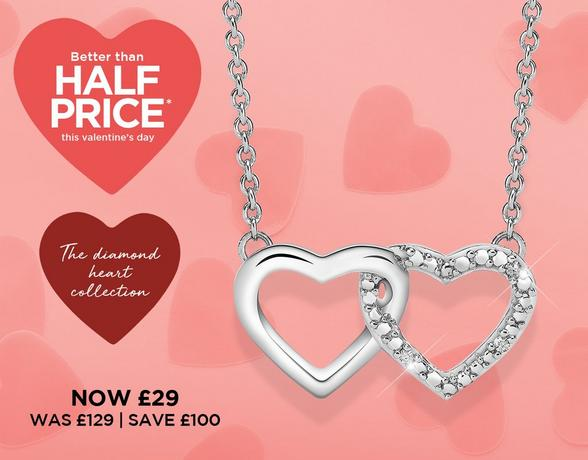 The Diamond Heart Collection - Shop Now
