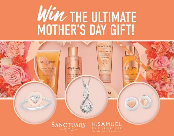 Sanctuary Spa Competition - Mother's Day - Explore More