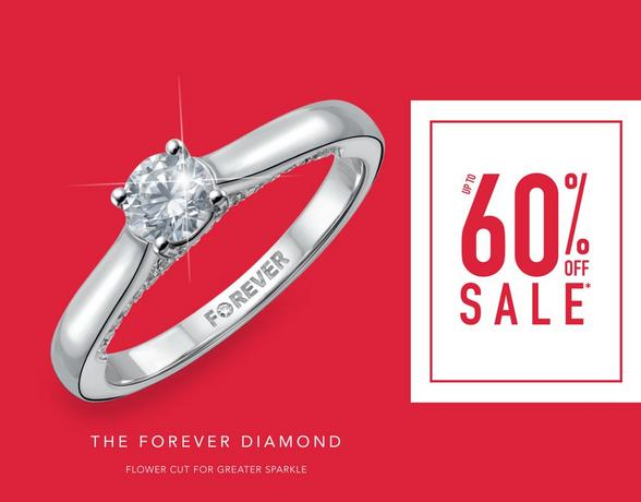 Up To 60% Off Diamonds - Shop Now