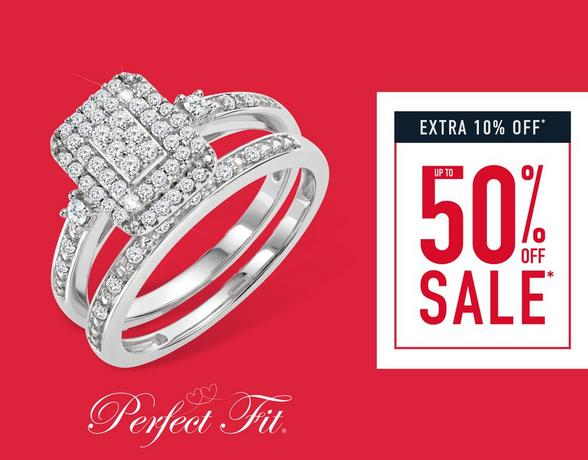 Up to 50% Off Diamonds - Extra 10% Off - Shop Now
