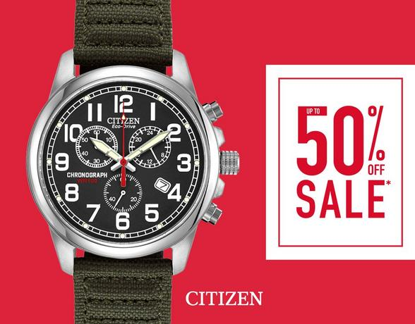 Up To 50% Off Watches - Shop Now