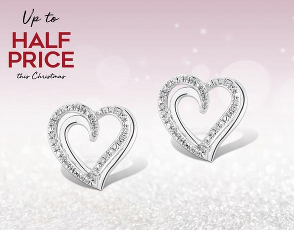 Diamond Heart Collection - Shop Now