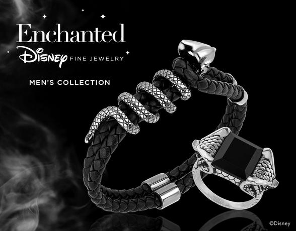 Enchanted Disney Fine Jewelry Men's Collection - Shop Now