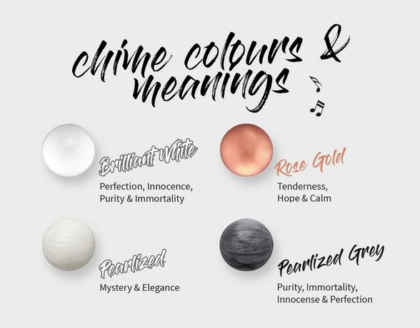 chime colours & meanings