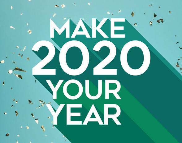 Make 2020 Your Year - Shop Now