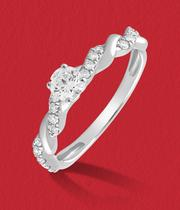 Solitaire Rings - Shop Now