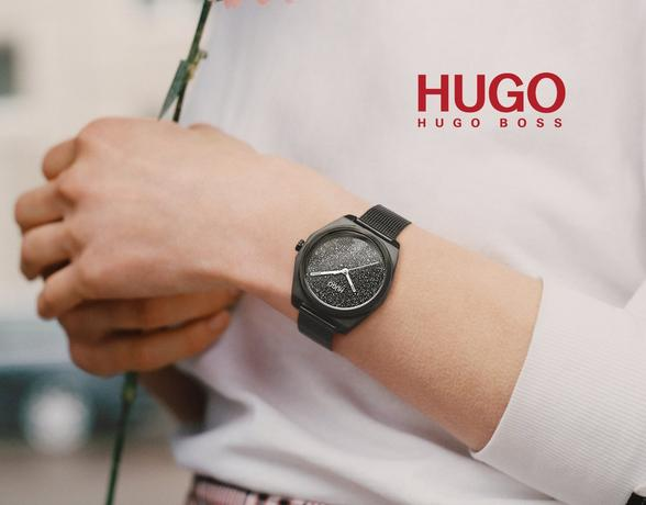 Hugo Watches - Shop Now