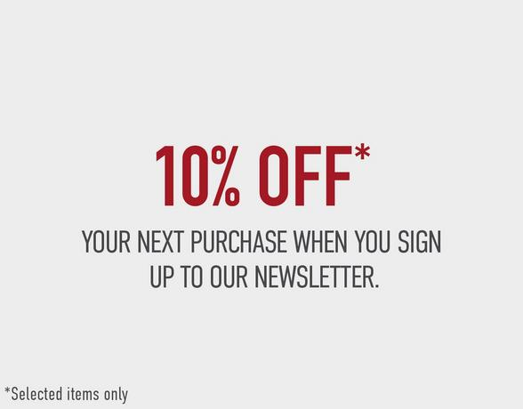 10% Off Your First Purchase - Find Out More