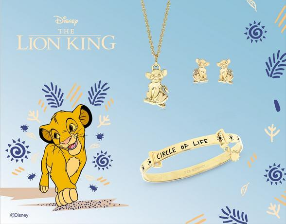 Kid's Disney Jewellery - Shop Now