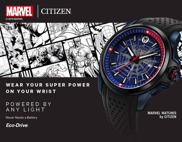 Citizen Marvel - Shop Now