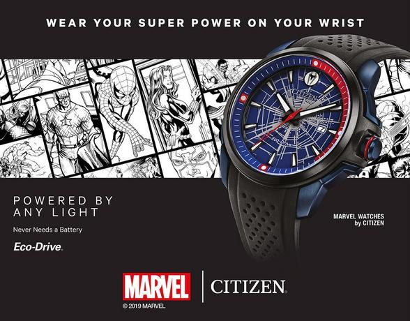 Citizen Marvel Watches Blog - Read More
